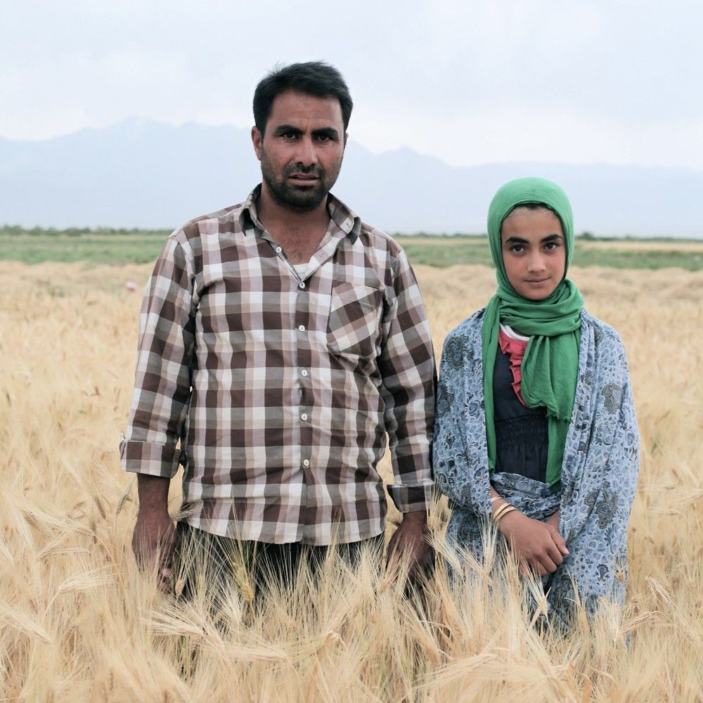 İranlı atalar və qızları - Fotolar