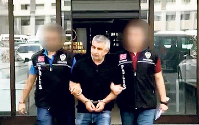 Azərbaycanlı avtoritet Türkiyədə saxlanıldı - Həbsdən qaçıbmış
