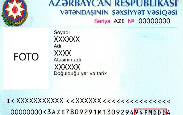 Yeni şəxsiyyət vəsiqəsi köhnədən nə ilə fərqlənir?