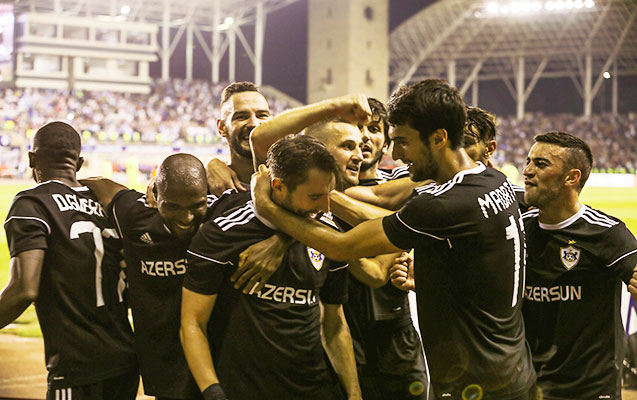 Klublarımızın UEFA reytinqi açıqlandı