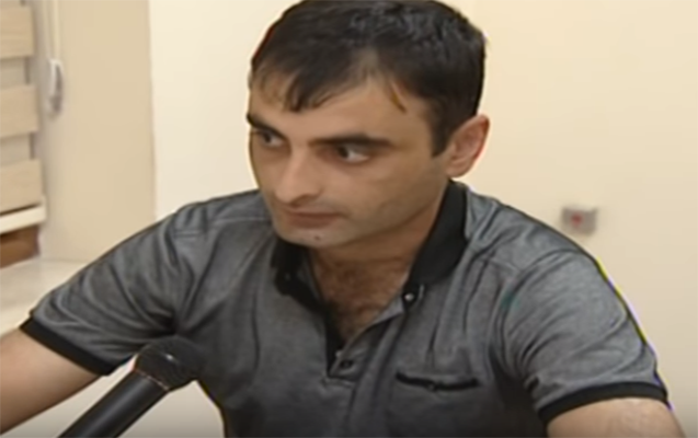 Mərc oyunlarında uduzub oğurluğa əl atdı - Video