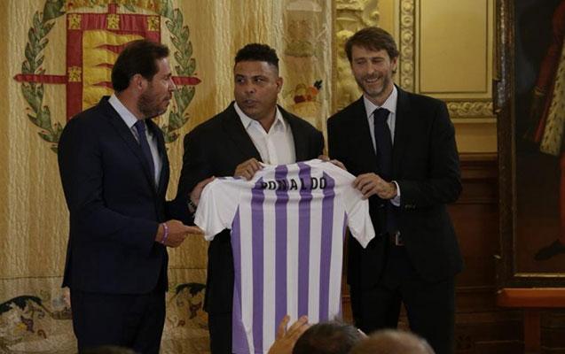Ronaldo klub prezidenti oldu