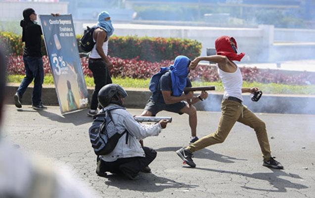 Nikaraquada ölənlərin sayı 481 nəfər oldu