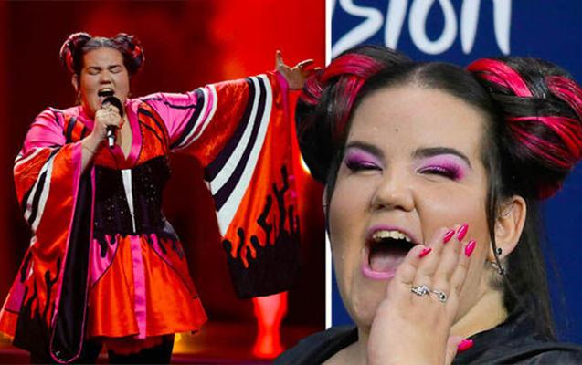 "İsrail ""Eurovision""a 22 milyon ayırdı"
