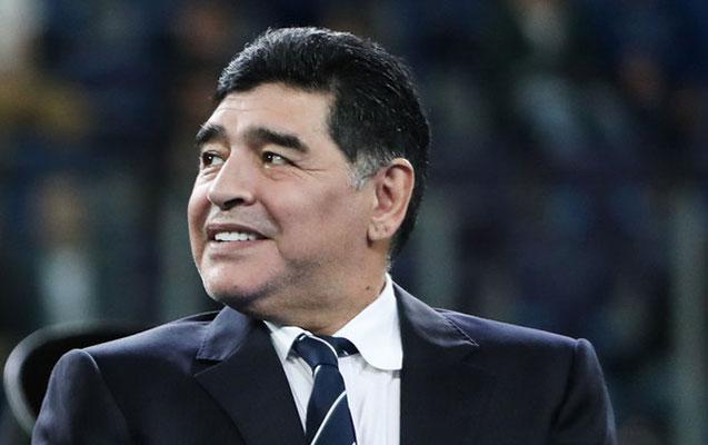 Maradona Meksika klubunun baş məşqçisi ola bilər
