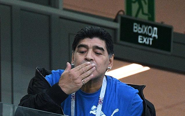 Maradona baş məşqçi oldu