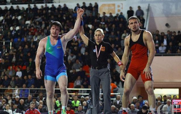 Güləşçilərimiz beynəlxalq turnirdə üç medal qazandı - Fotolar