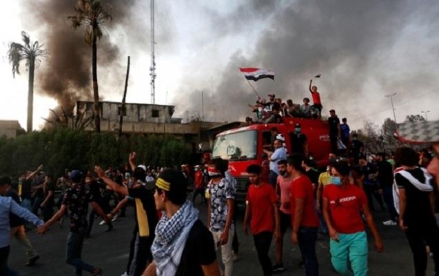 İraqda itkilər artır - 3 ölü, 50 yaralı
