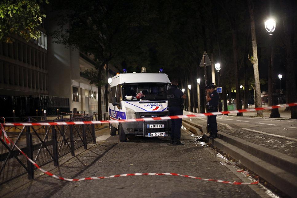 Parisdə yoldan keçənlərə silahlı hücum, yaralılar var