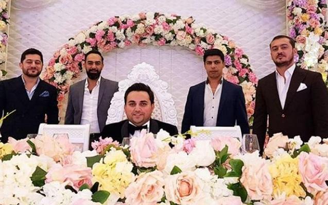 Amil Həsənoğlu evləndi -