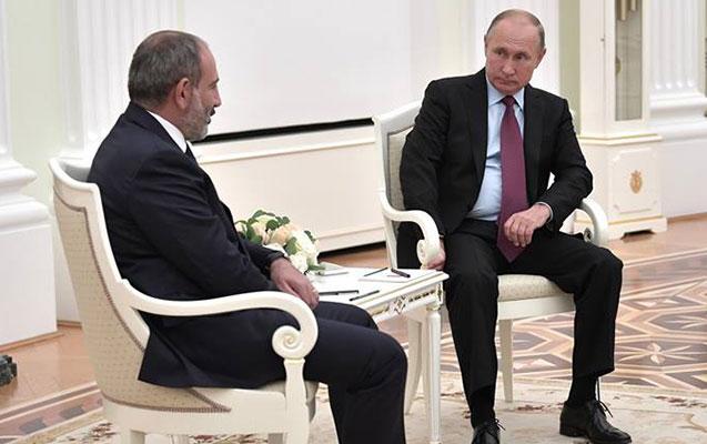 Paşinyan Moskvada nəyi başa düşdü?