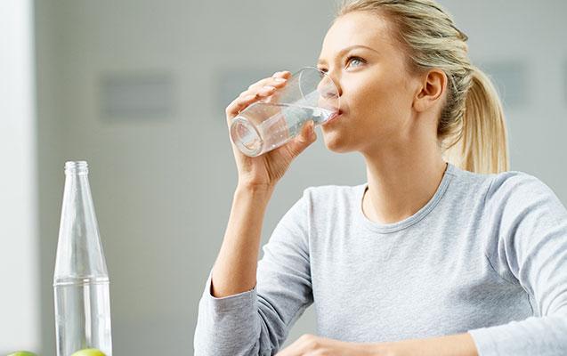 Su içmək bunlara görə faydalıdır