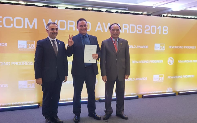 Azərbaycan startapı qlobal innovasiya mükafatının qalibi oldu