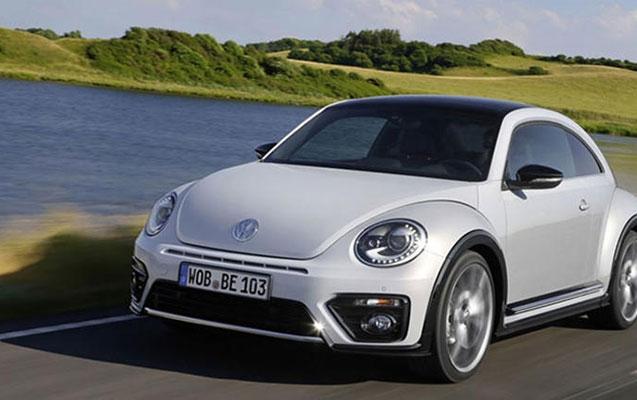 """""""Volkswagen"""" """"Beetle"""" modelin istehsalını dayandırır"""