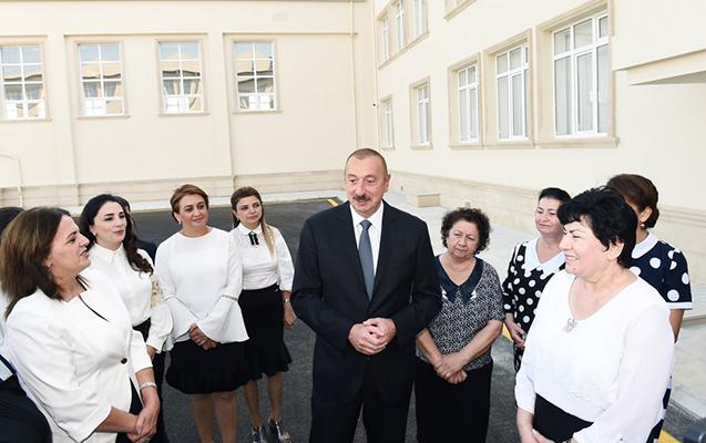 """""""Mənə məlumat çatan kimi dərhal göstəriş verdim"""" - Prezident"""