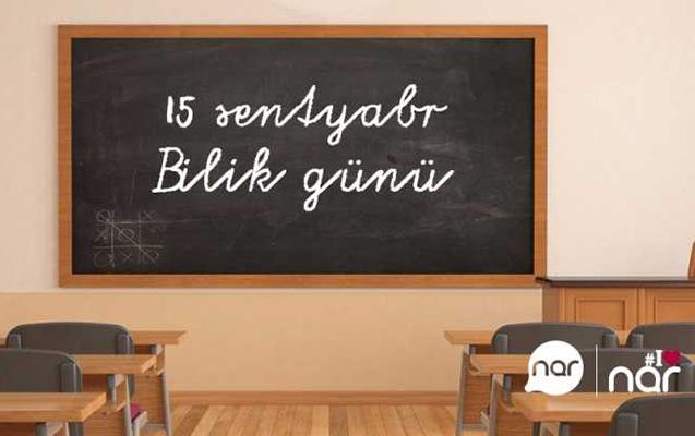 """""""Nar""""dan Bilik Günü münasibətilə müsabiqə"""