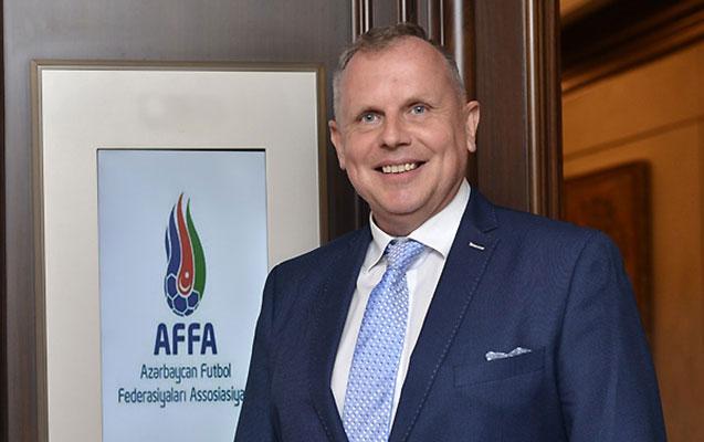 AFFA Hakimlər Komitəsinin yeni sədrinin adı pul yeyintisində hallanıb