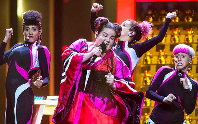 """İsrail """"Eurovision"""" üçün 9 minlik yer ayırdı"""