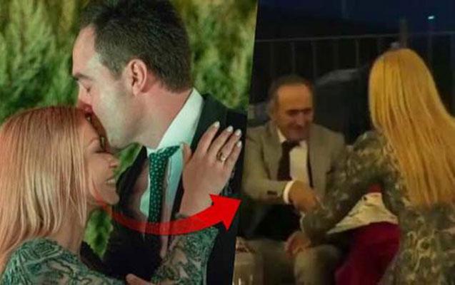 Ece Seçkin pilot sevgilisi ilə nişanlandı