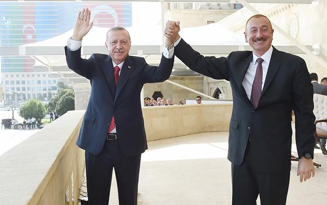 """""""Bütün bu böyük layihələri ancaq biz birlikdə edə bilərdik və etdik"""""""