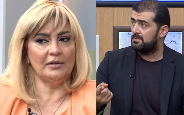 """""""Sosial şəbəkədə məni söydürür"""""""