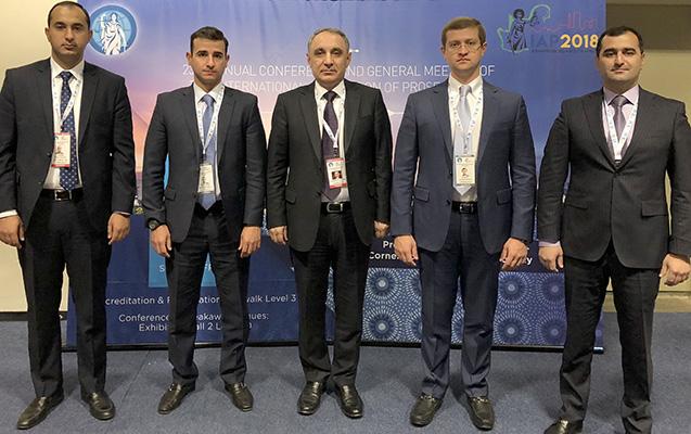 Azərbaycan Prokurorluğu Assosiasiyanın Fəxri Sertifikatı ilə təltif edilib
