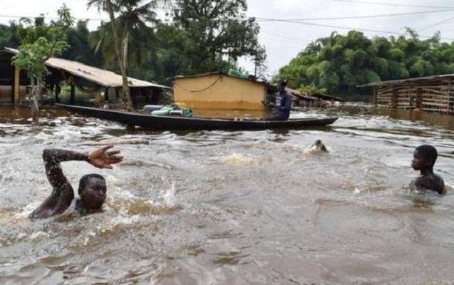 Nigeriyada sel fəlakəti