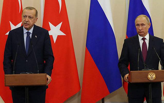 Ərdoğan-Putin görüşünə ABŞ-dan