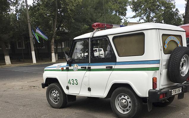 Özbəkistanda avtobusda partlayış, 5 ölü, 21 yaralı