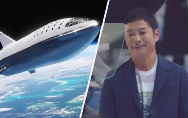Kosmosa səyahət edəcək ilk turist o seçildi