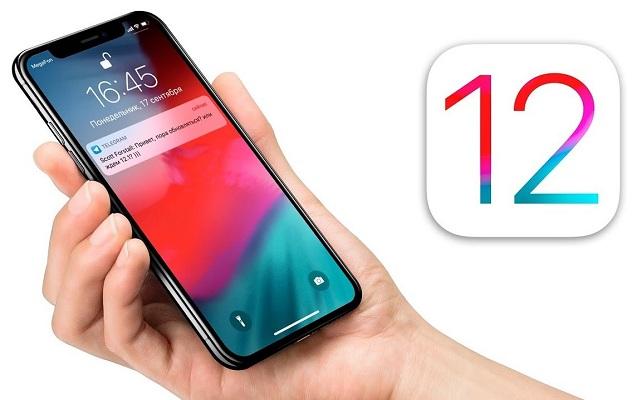 """""""iOS 12"""" ilə gələn yeniliklər"""