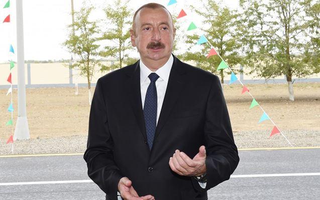 """""""Bir neçə gün əvvəl əsgərlərimiz onlara elə dərs veriblər ki..."""""""