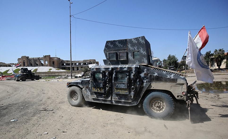 İraqda 15 İŞİD-çi öldürülüb