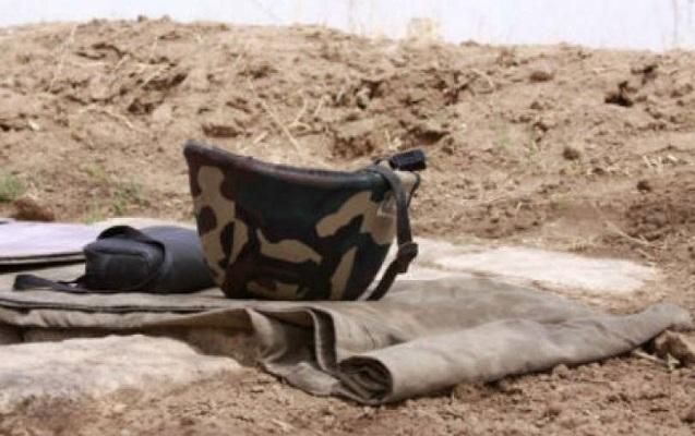Cəbhədə erməni hərbçi öldürüldü