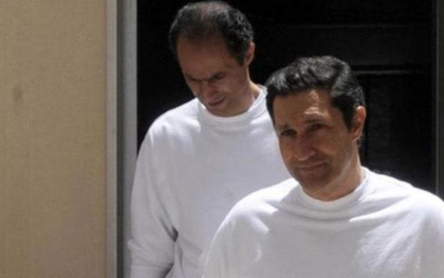 Hüsnü Mübarəkin oğulları azadlığa buraxıldı