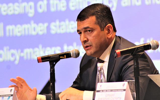 CEPEJ-in Vitse-prezidenti Ramin Qurbanov Avropa dövlətlərini uğurla təmsil edir