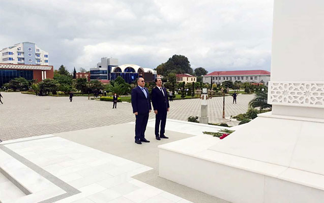 Səfər Mehdiyev Lənkəranda