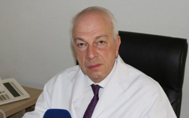 Neftçilər Xəstәxanasının baş direktoru istefa verdi