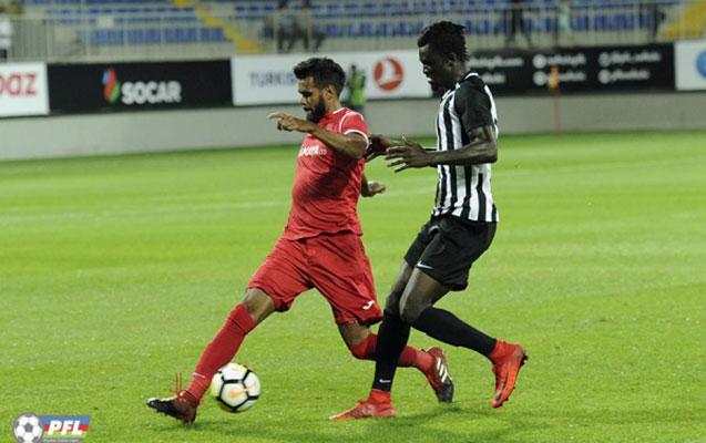 Braziliyalı futbolçu Azərbaycan futbol tarixinə düşdü