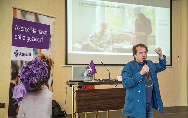 Azercell jurnalistlər üçün seminar təşkil etdi