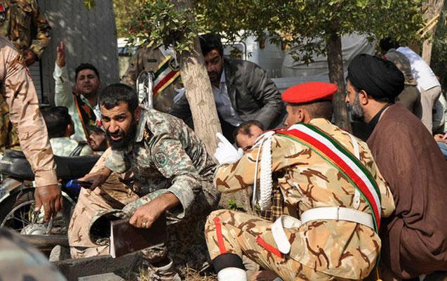 İrandakı terrora görə 22 nəfər saxlanıldı