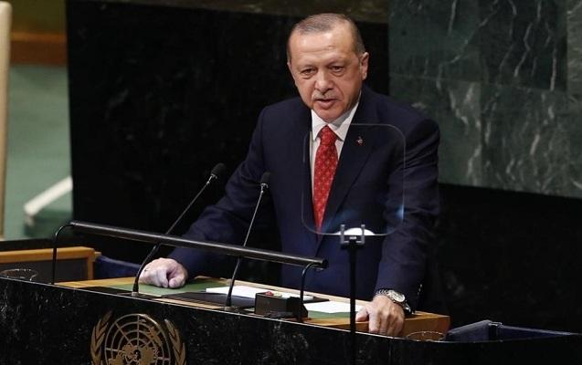 Ərdoğan BMT Gənclər Fondunun qurulmasını təklif etdi