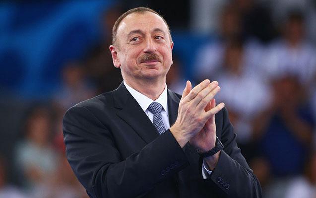 Əliyev II Avropa Oyunlarının açılışına dəvət aldı
