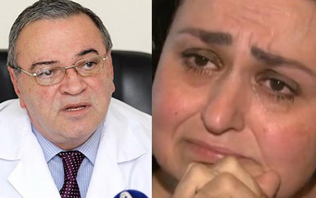 """""""""""Topuş bacı"""" niyə xərçənglə özünü reklam edir?"""" - Baş onkoloq"""