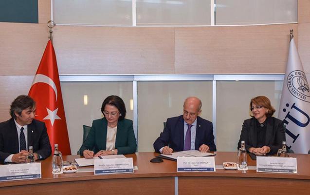 AzMİU ilə Türkiyə universiteti ikili diplom müqaviləsi imzaladı