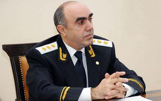 Bakıya yeni hərbi prokuror təyin edildi