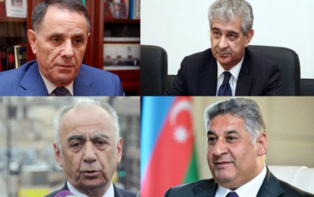 Azərbaycanlı nazir övladları harada çalışırlar? - Siyahı
