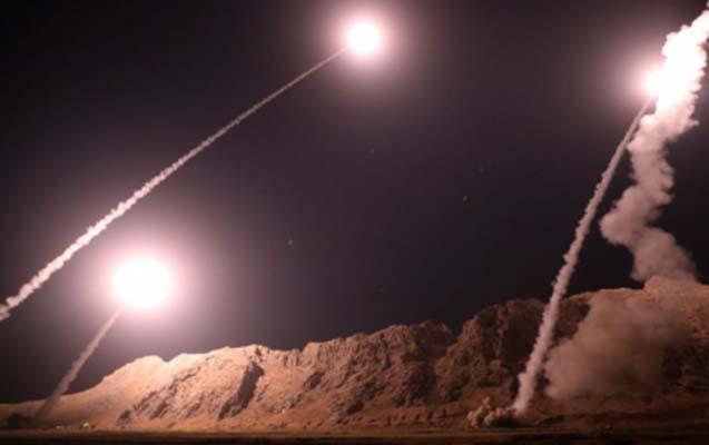 İran Əhvazdakı terrora cavab olaraq Suriyaya raket atdı