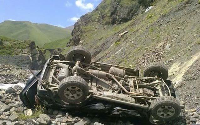 Tacikistanda yol qəzasında 7 nəfər öldü, 3-ü uşaqdır