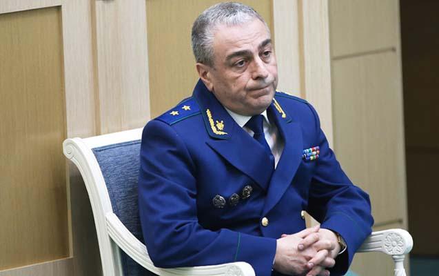 Rusiya Baş prokurorunun müavini vertolyot qəzasında ölüb